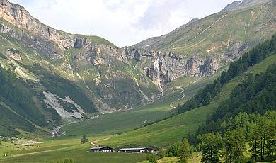 Wanderungen, Bergtouren & Mountainbiken - Sesvennahütte