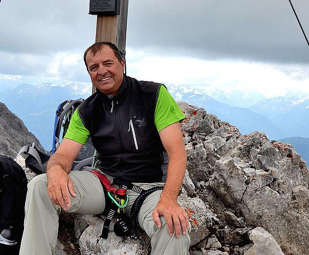 Bergwanderführer Stefan Geiger Fiss
