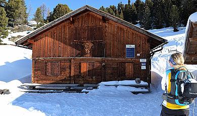 Winter- & Schneeschuhwanderungen - Aifneralm