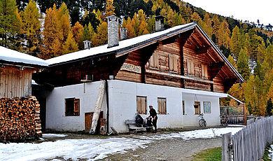 Wanderungen, Bergtouren & Mountainbiken - Langtauferer Tal