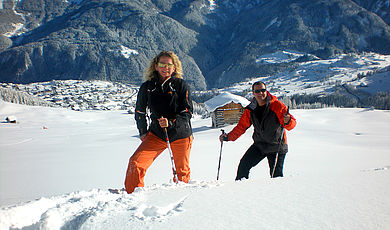 Winter- & Schneeschuhwanderungen - Winterwandern